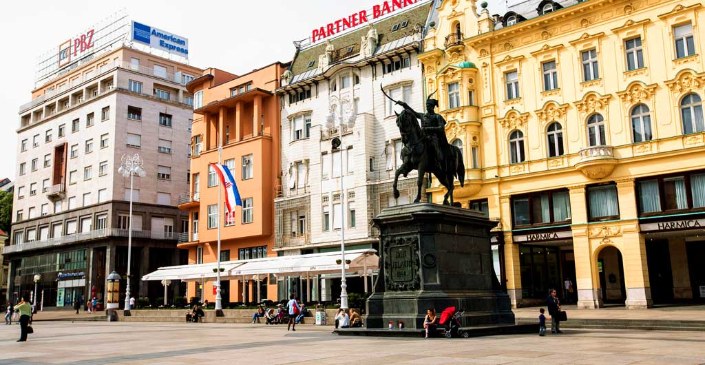 Zagreb-Place-Ban-Jelacic-Square-G